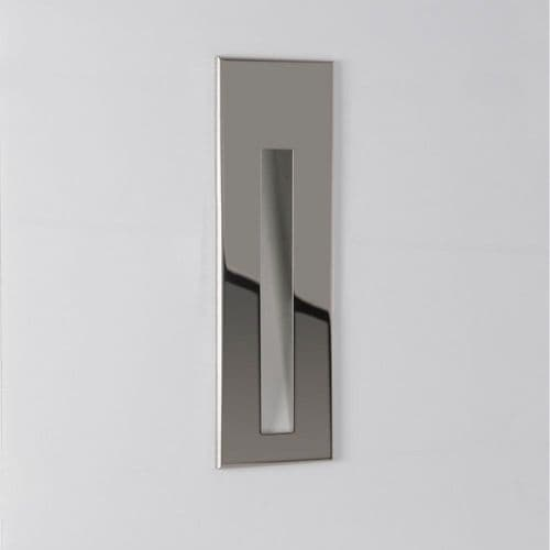 Astro 1212022 Borgo 55 Polished Stainless Steel LED Wall Light